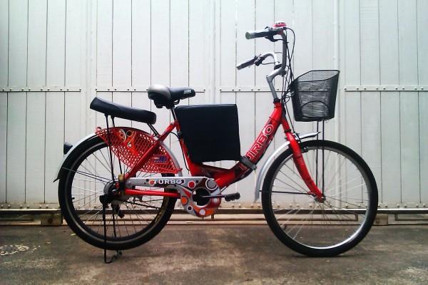 ติดตั้ง ProKit-902 กับจักรยานแม่บ้าน ให้เป็น จักรยานไฟฟ้า