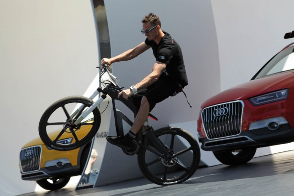 Audi E-Bike at the 2012 Worthersee Tour — quattroworld.com
