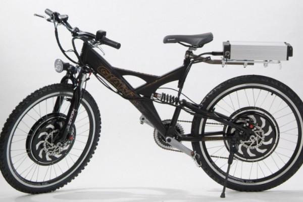 จักรยานไฟฟ้า PIANT Dual-Drive จาก Golden Motor GM