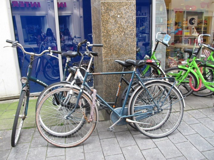 จักรยานทรงเท่ๆ