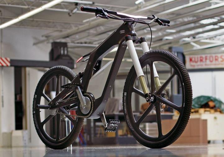 จักรยานไฟฟ้าออร์ดี้