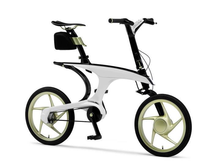 จักรยานไฟฟ้าโตโยต้า