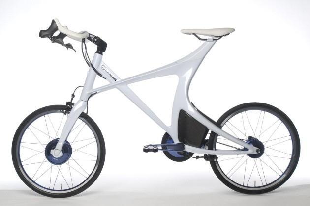 จักรยานไฟฟ้าเล็กซัส