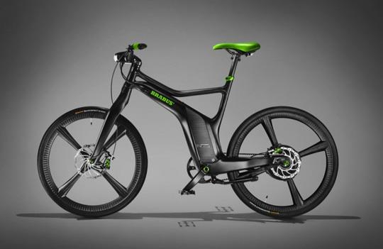 จักรยานไฟฟ้าสมาร์ท