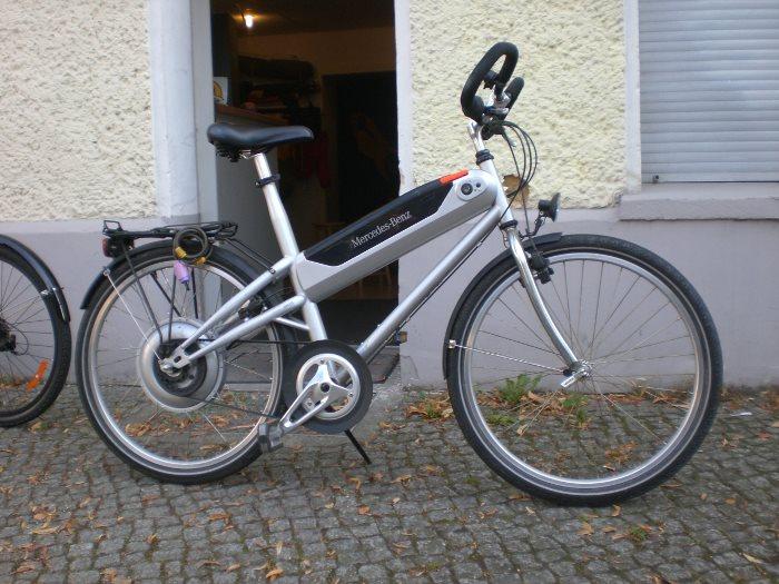 จักรยานไฟฟ้าเมอเซเดส