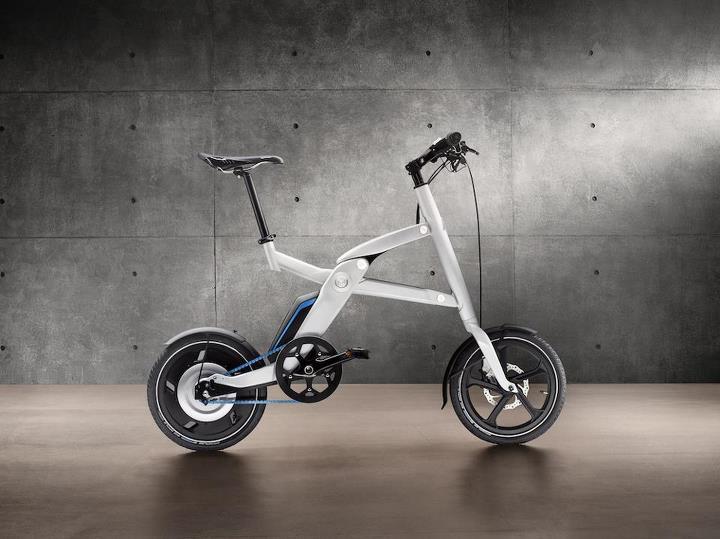 จักรยานไฟฟ้า บีเอ็มดับบริว