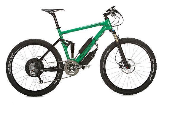 จักรยานไฟฟ้าปอร์เช
