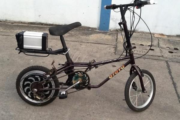 จักรยานคันเล็กๆ น่ารักๆ