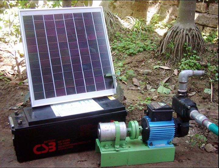 Reasons You Should Use Solar Pumps Akkus Adapter