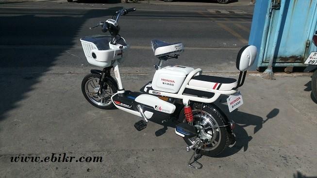 จักรยานไฟฟ้า HONDA รุ่น Dream A6