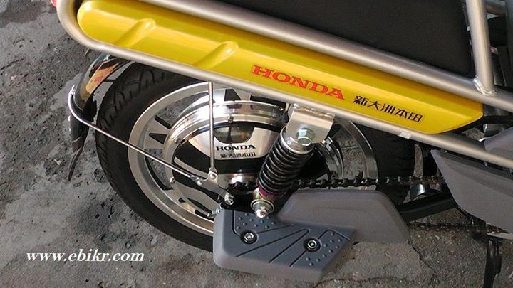 ชุดฮับมอเตอร์ของจักรยานไฟฟ้ารุ่น จูชิ