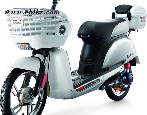 eBikr.com ผู้นำเข้าจักรยานไฟฟ้าฮอนด้า รายแรกของประเทศไทย