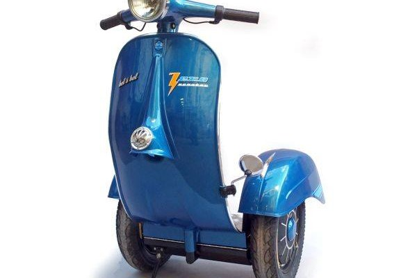 Zero Scooter ในรูปแบบ Vespa