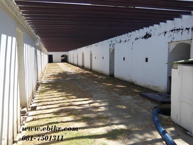 ห้องโถงใหญ่ สำหรับทหารที่เกี่ยวข้องในการใช้ปืนใหญ่เสือหมอบ