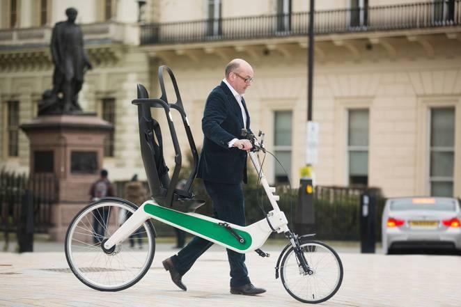 จักรยานที่ปลอดภัยสุดในโลก
