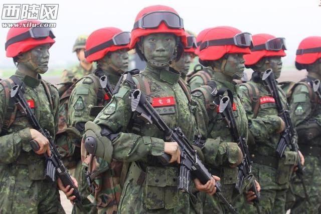 ไต้หวันกับกองกำลังลับพิเศษ: การใช้จักรยานกับกองทัพบก กองกำลังพิเศษของรัฐบาลแห่งชาติใต้หวัน