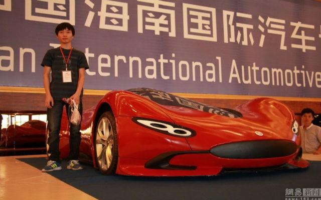 รถสปอร์ตที่สร้างจากงานอดิเรก ด้วยงบประมาณ 150,000 บาท